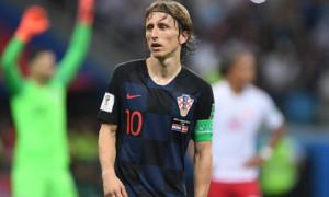 Модрич повторив рекорд Срни у збірній Хорватії