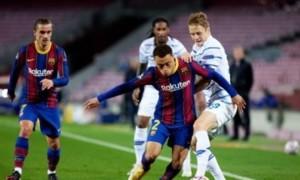 Луческу був дуже задоволений грою Шабанова проти Барселони