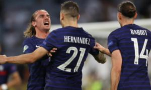 Франція обіграла Німеччину на Євро-2020