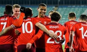 Болгарія - Швейцарія 1:3. Огляд матчу
