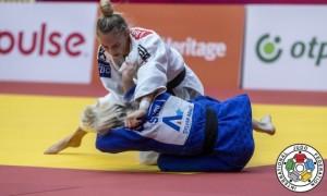 Білодід здобула срібну нагороду на турнірі в Ізраїлі