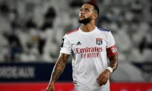 Депай не поспішає продовжувати контракт з Ліоном