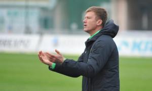 Максимов: Найголовніше не перегоріти у фіналі Кубка України