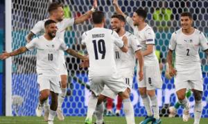 Туреччина - Італія 0:3. Огляд матчу