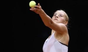 Костюк продовжує серію перемог на турнірі в Іспанії
