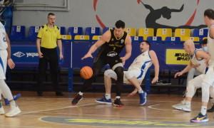 Київ-Баскет з труднощами переміг Одесу у Суперлізі