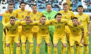 Збірна України назвала спаринг-партнерів перед Євро-2020