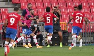 Гранада перемогла Атлетік у 1 турі Ла-Ліги