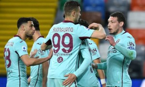 Торіно обіграло Удінезе у 30 турі Серії А