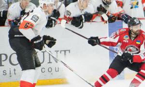 Анонс 40-го туру чемпіонату Української хокейної ліги - Парі-Матч