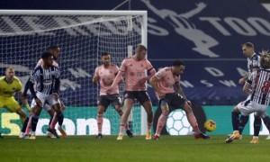 Вест Бромвіч здолав Шеффілд Юнайтед у 10 турі АПЛ