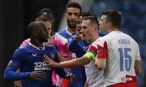 Джеррард звинуватив гравця Славії у расизмі