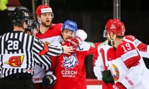 Чехія - Білорусь 3:2. Огляд матчу