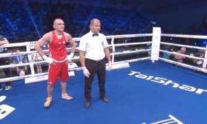 Український боксер здобув бронзову нагороду на Європейських Іграх