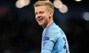 Зінченко може зіграти проти Манчестер Юнайтед - Гвардіола