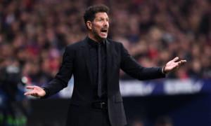Сімеоне продовжить контракт з Атлетіко на два роки