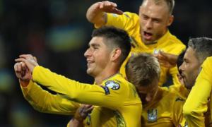 Україна впевнено обіграла Литву у відборі на Євро-2020