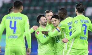 Вольфсбург здолав Штутгарт у 13 турі Бундесліги