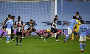 Манчестер Сіті - Ньюкасл 2:0. Огляд матчу