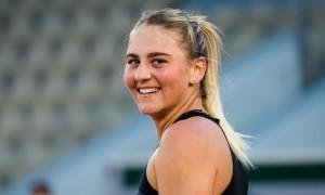 Костюк - Чжен: онлайн-трансляція матчу другого кола Roland Garros. LIVE