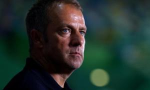 Фліка визнали найкращим клубним тренером 2020 року