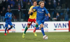 Українець потрапив до символічної збірної туру Ліги Європи