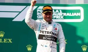 Боттас виграв кваліфікацію на першому Гран-прі сезону