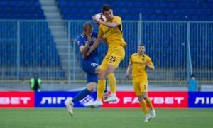 Дніпро-1 вирвав перемогу у ФК Львів в 25 турі УПЛ