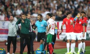 Болгарія отримала покарання за образу гравців збірної Англії