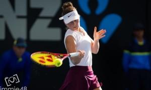 Костюк програла фінал кваліфікації у Брісбені