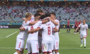 Визначився найкращий гравець матчу Чехія - Данія