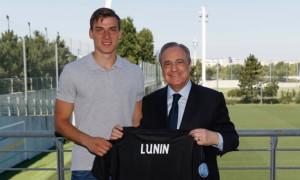 Лунін хоче повернутися в Леганес, якщо Навас не покине Реал