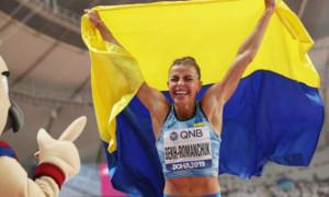 Бех-Романчук - спортсменка року в Україні за версією АСЖУ