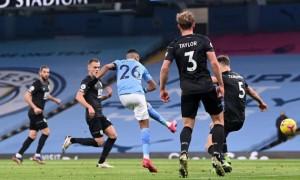 Манчестер Сіті знищив Бернлі у 10 турі АПЛ