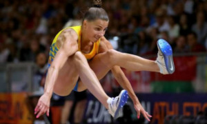 Українська легкоатлетка здобула бронзову нагороду на Європейських іграх