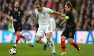 Англія - Хорватія: Відомі стартові склади команд
