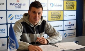 Картушов продовжив контракт з Десною
