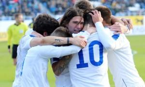Динамо програло Гоффенгайму по пенальті в Юнацькій лізі УЄФА і покинуло турнір