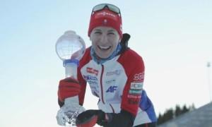 Кузьміна виграла Малий кришталевий глобус у спринті, Семеренко лише 30