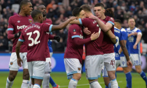 Вест Гем без Ярмоленка переміг Ньюпорт у Кубку ліги