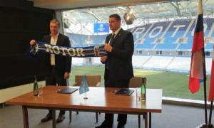 Хацкевич очолив російський клуб