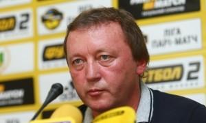 Шаран — найкращий тренер 25 туру УПЛ
