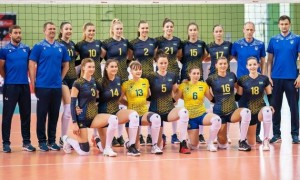 Жіноча збірна України поступилася Болгарії у Золотій Євролізі