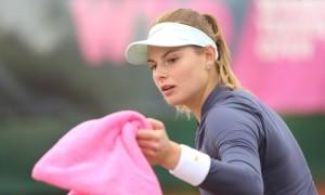 Завацька не дограла матч на турнірі у Швейцарії