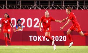 Збірна Канади виграла олімпійський футбольний турнір