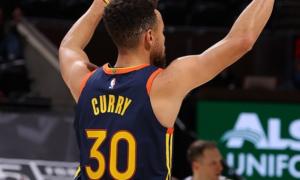 Каррі встановив унікальний рекорд НБА