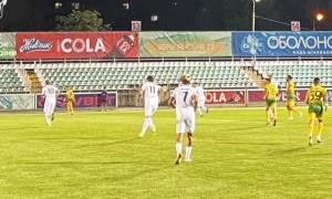 Оболонь - Полісся 1:0. Огляд матчу