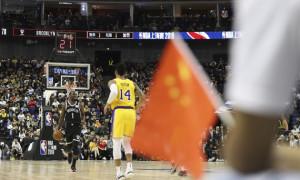 Китай продовжить блокувати матчі НБА
