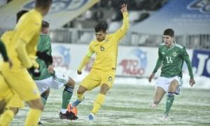 Молодіжна збірна України розгромила Північну Ірландію у кваліфікації на Євро-2021