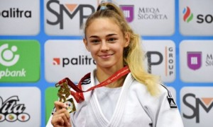 Білодід виграла золото на турнірі Grand Slam